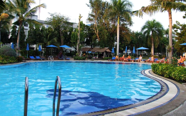 Grand Jomtien Palace (Main Wing) 3*