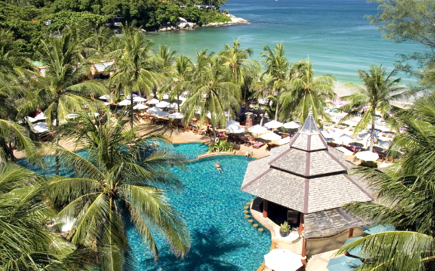 Kata Beach Resort & Spa 4*